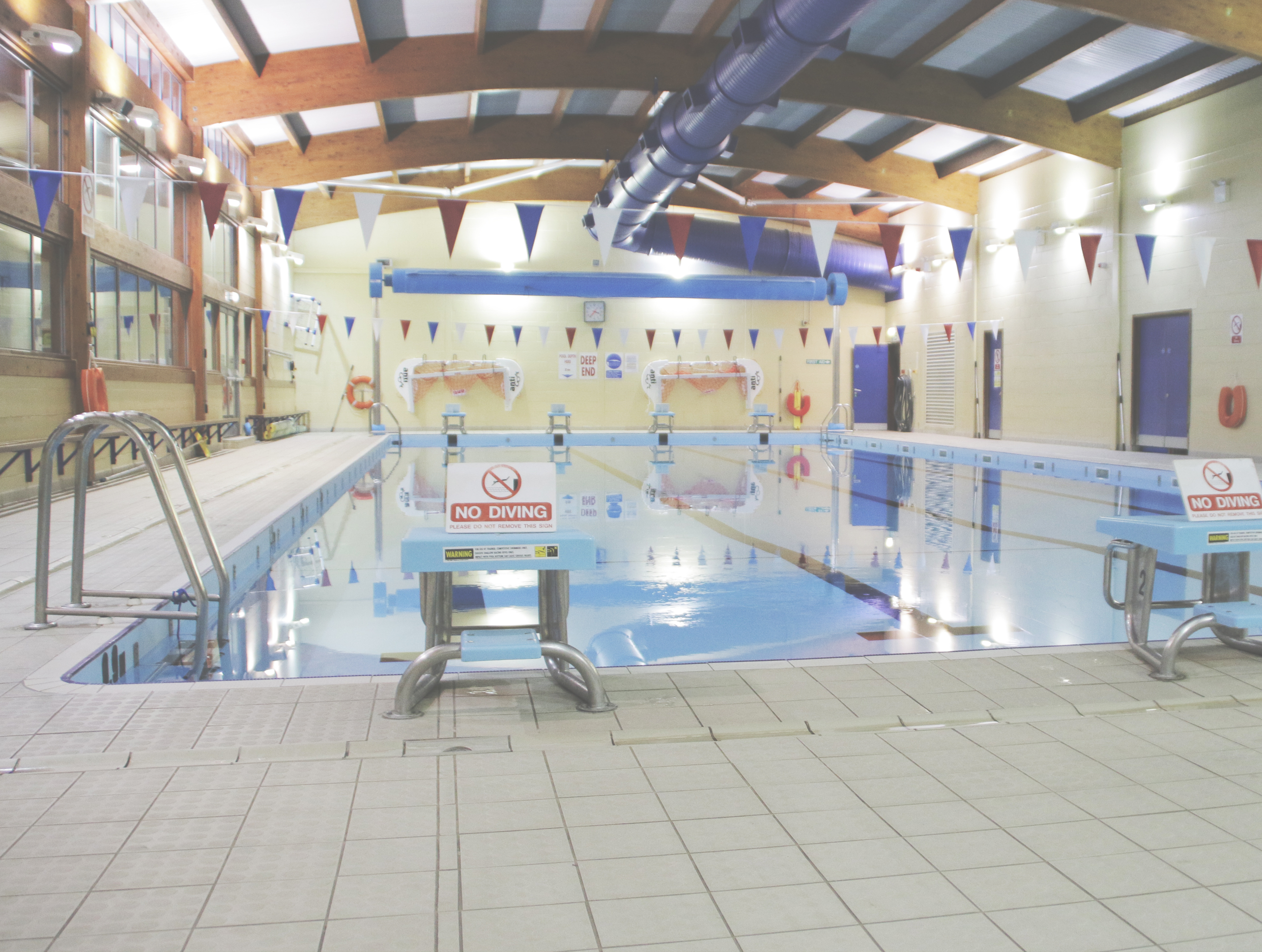 Godolphin School Swiming pool