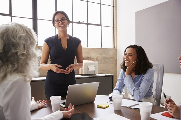 Part-time lessons help you focus on specific goals, like improving your pronunciation for work meetings