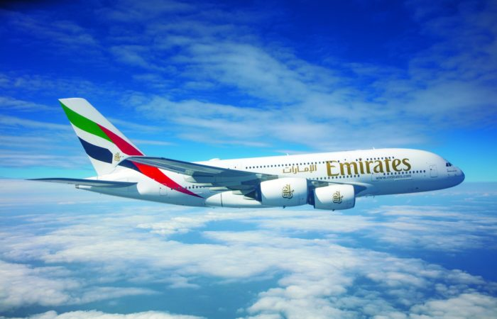 Emirates to operate a Historic National Day Flight