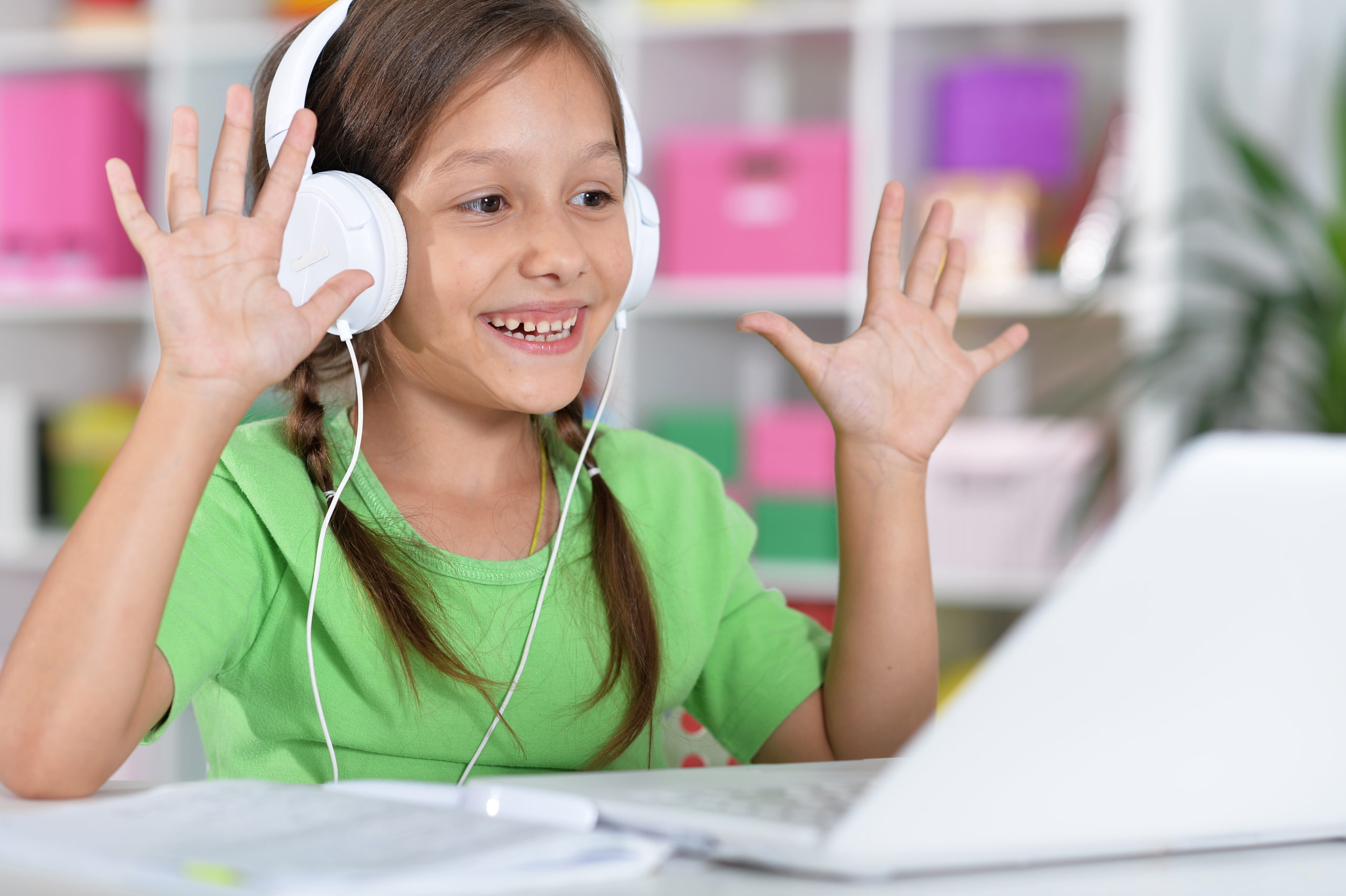 Making Online Lessons Fun for Young Learners